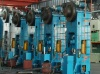 hot forging press for bearing rings production