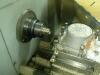 Machining by CNC