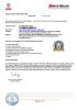 Our company's certificate of BV (Bureau Veritas)
