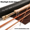 The Best or Nothing IM12 Toray Carbon Skyhigh Gold 9054 Fly Rod