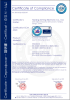 CE CERTIFICATE OF CURRENT TRANSFORMER