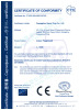European standard CE certification for kids playground