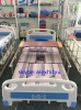 China Manual Hospital Bed for Paralyzed Patients, Folding Hospital Bed