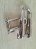 stainless steel 304, 316 key pin shackle