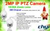 CHYI 2MP 1080P Network IP PTZ Camera