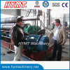 Russian client visited our factory
