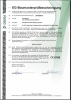CE certification of harness 2