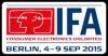 Visit us---Hall 26,Booth no.:469, Sep.4-9,2015 IFA BERLIN