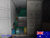 One 40HQ container machines exported to Australia in December 2015