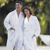 100% Cotton Hotel Bathrobe