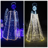 Outdoor Led 3D Angle Decoration Light