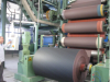 Production line-imported machine for abrasive cloth