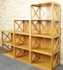 Bamboo Bookshelf
