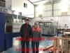 complete 6000BPH water line in Jordan