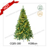 Artificial Handmade PVC Christmas Tree OEM Christmas Decorations LED Christmas Tree