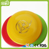 Multicolored Silica Gel Frisbee Dog Toys (HN-PT405)