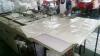 Plastic woven bag making machine
