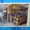 India 6millions gypsum board line installation, team up~