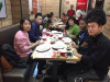 HARVEST New Year 's Eve to eat dumplings