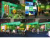 GPLighting at Guangzhou international lighting exhibition in 206