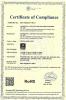CE ROHS Certificate