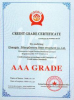 Credit Grade Certificate