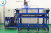 Koller 5 tons direct cooling ice block machine in South Korea