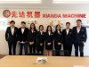 Xianda Machine Professional Foreign Trade Sales Team
