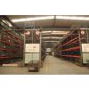 Crane parts storage center