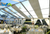 client's sharing for 15m transparent party event tent