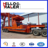 100 Ton Multi-Axle Low Bed Trailer with Dolly
