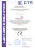 CE Test Report of Single Phase Electric Meter-DDS155 type