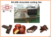 KH 400 small chocolate enrobing machine