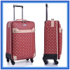 custom fashion desgn nylon trolley bag