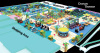 Ocean Theme Kids Soft Playground
