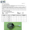 CE test report for digital quartz watch movement