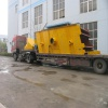 ZSW Vibration feeder delivery to West of China