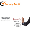 factory audit approved by BureauVeritas- Fitmus