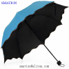 UV Cheap Travel Childrens Women Folding Rain Sun Shade Umbrella
