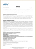 MSDS-Material Safety Data Sheet