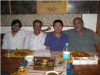 Our engineer with Indian customer in India