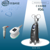 The cryofat slimming machine newest generration handle CRV6 beauty machine