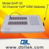 32 Port GSM Gateway GoIP VoIP Device Support VPN ,VOS