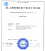 Bluetooth Testing Report
