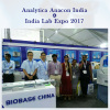 Congratulations to perfect ending of 2017 BIOBASE Analytica anacon india & India Lab expo