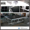 Assembling Aluminum Portable Stage in Factory