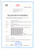 CE certification for rubber cables