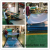 Flower printing production line