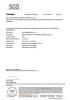 SGS--Test report