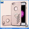 China Manufacturer TPU Luxury Safe Protective Hybrid Case for iPhone 7 5 5s 6 6s 7 Plus